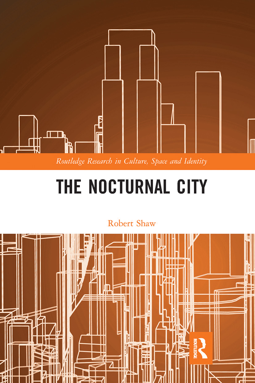 The Nocturnal City: 1st Edition (Paperback) book cover