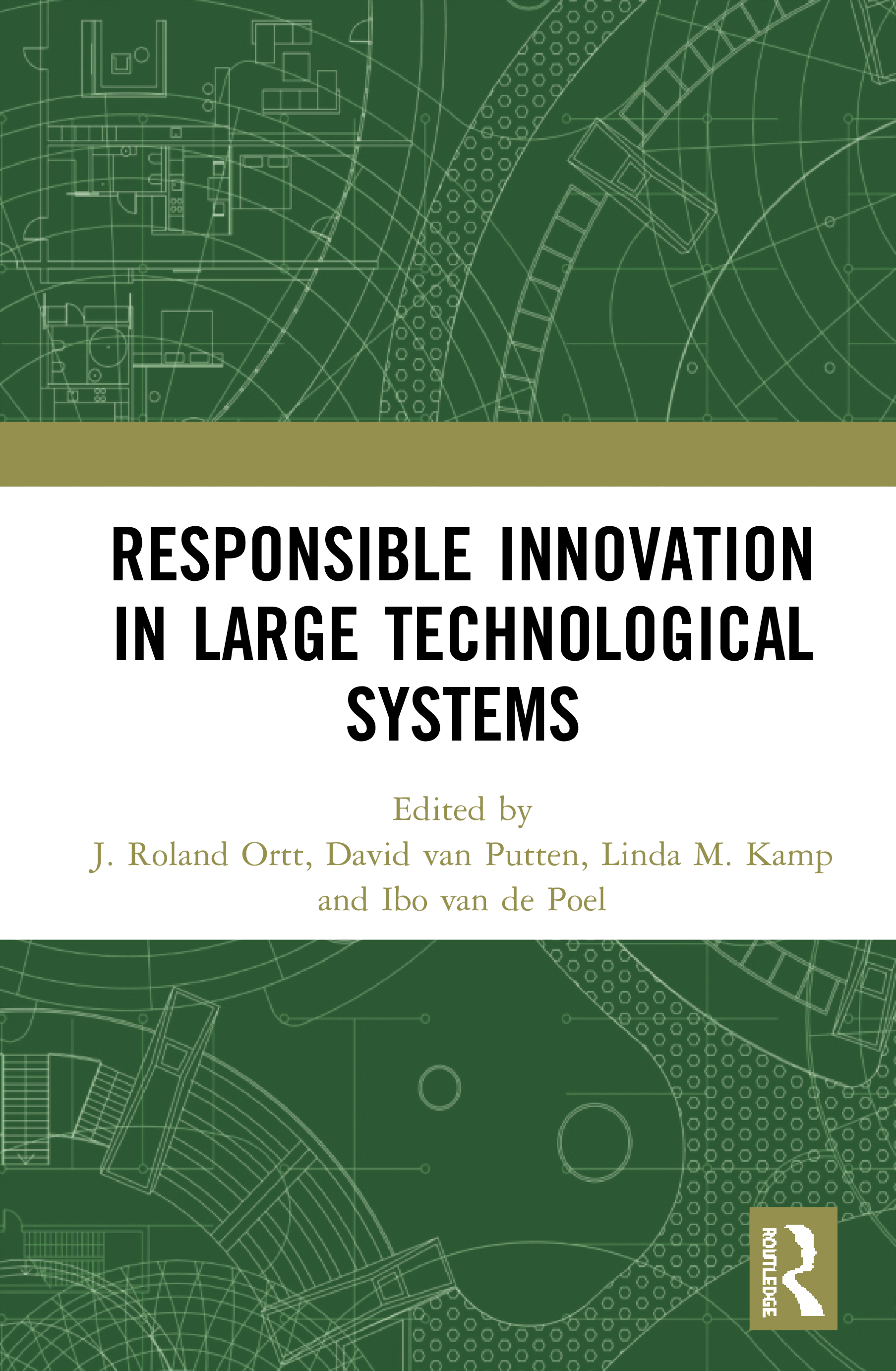 Responsible Innovation in Large Technological Systems: 1st Edition (Hardback) book cover