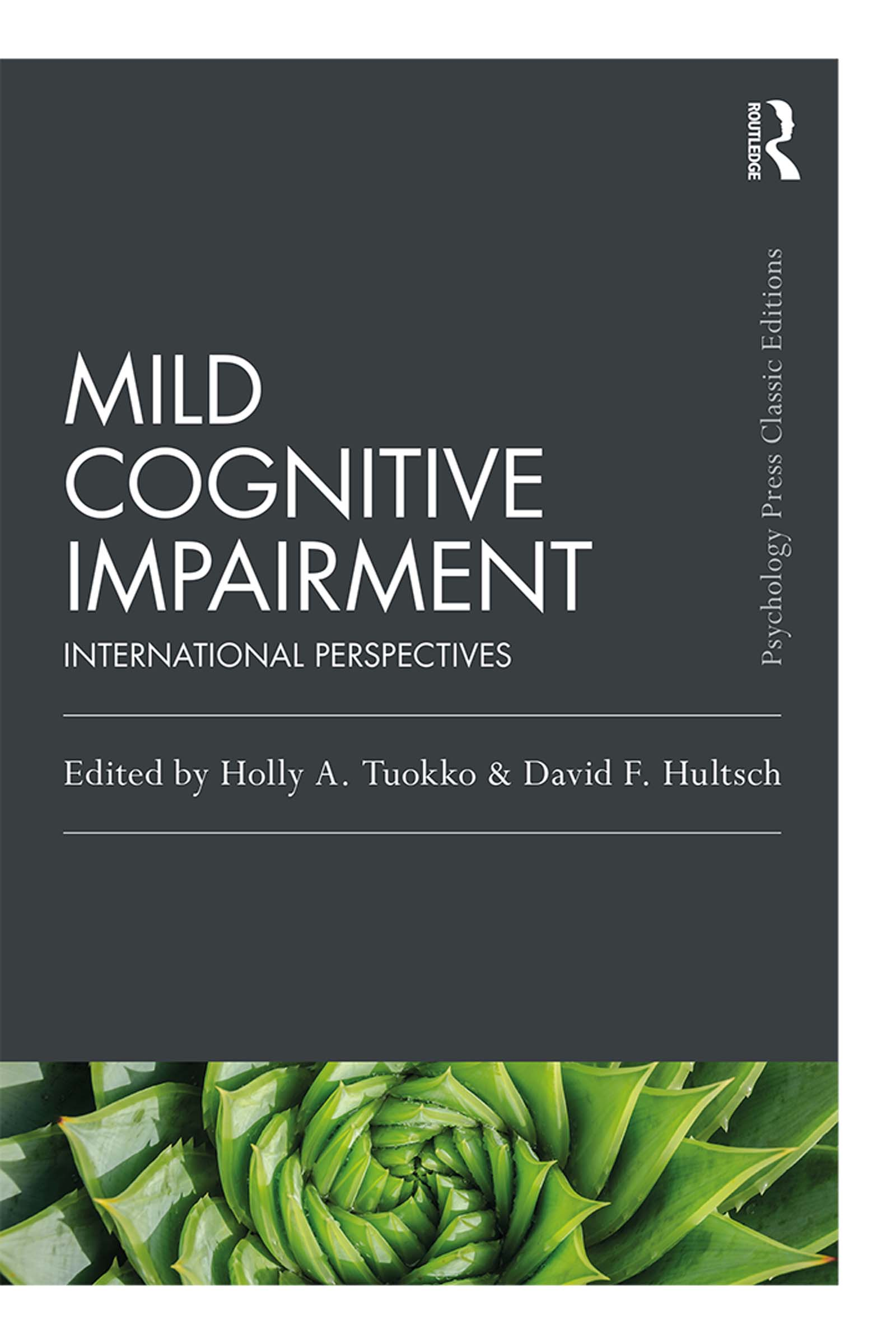 Mild Cognitive Impairment: International Perspectives book cover