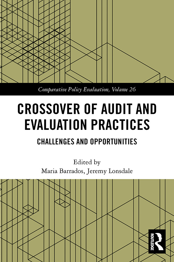 Crossover of Audit and Evaluation Practices: Challenges and Opportunities book cover