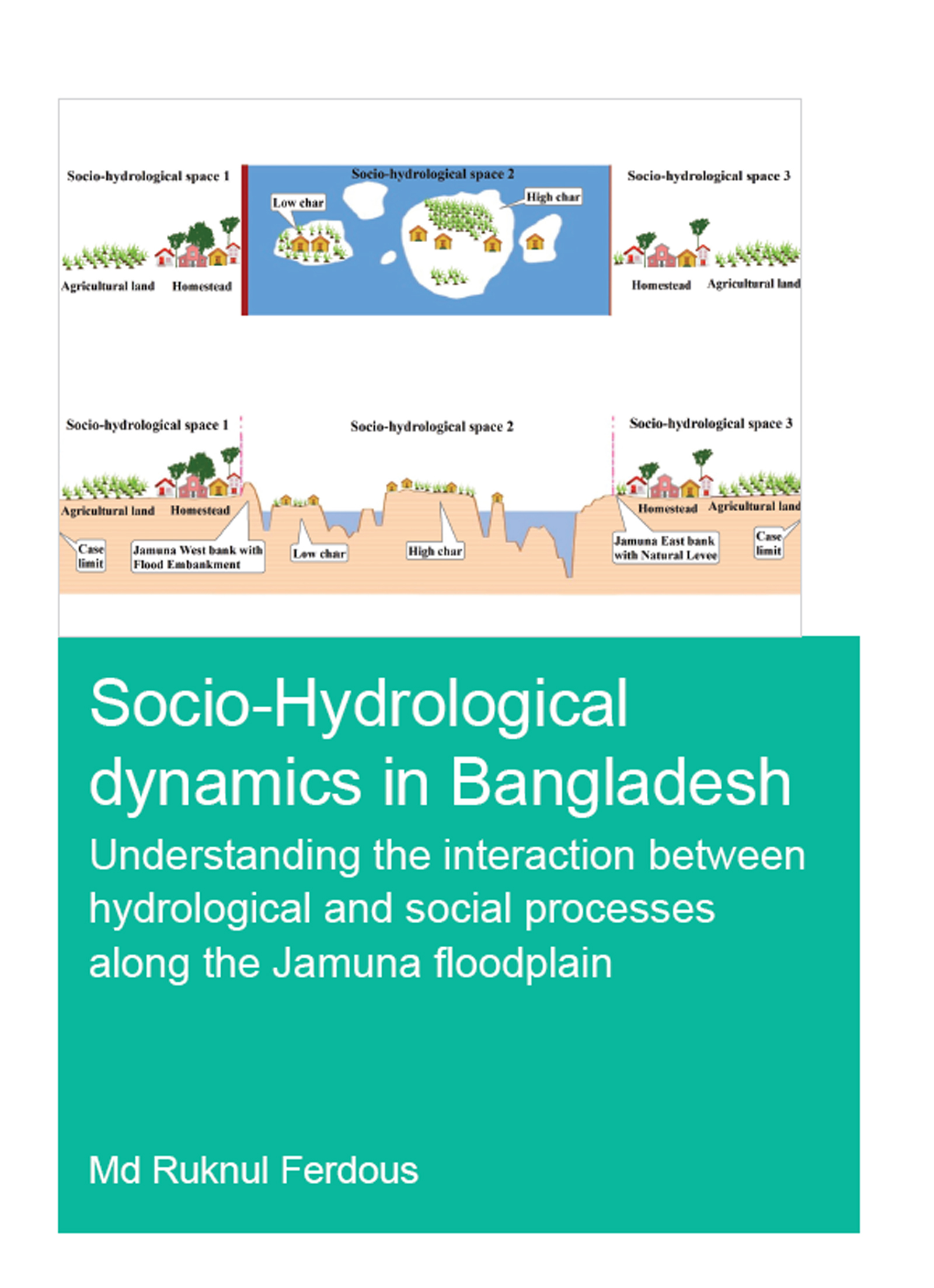 Socio-Hydrological Dynamics in Bangladesh: Understanding the Interaction Between Hydrological and Social Processes Along the Jamuna Floodplain book cover