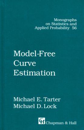 Model-Free Curve Estimation: 1st Edition (Hardback) book cover