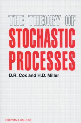 The Theory of Stochastic Processes (Paperback) book cover