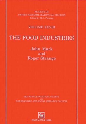 Food Industries: 1st Edition (Hardback) book cover