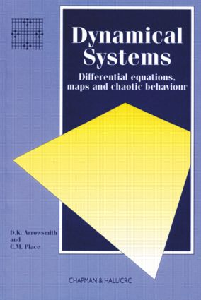 Dynamical Systems: Differential Equations, Maps, and Chaotic Behaviour, 1st Edition (Paperback) book cover