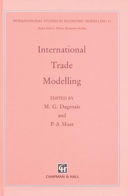 International Trade Modelling: 1st Edition (Hardback) book cover