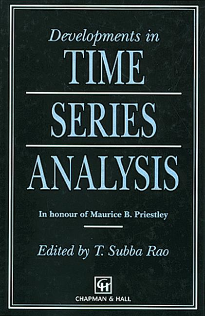 Developments in Time Series Analysis: 1st Edition (Hardback) book cover
