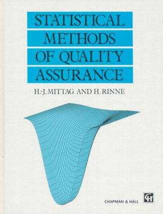 Statistical Methods of Quality Assurance: 2nd Edition (Hardback) book cover