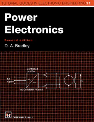 Power Electronics: 2nd Edition (Paperback) book cover