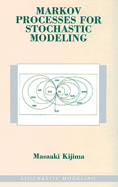 Markov Processes for Stochastic Modeling book cover