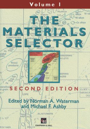 The Materials Selector, Second Edition: 2nd Edition (Hardback) book cover