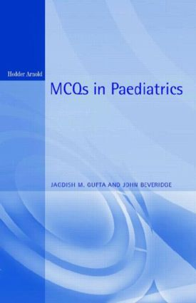 MCQs in Paediatrics, 2Ed: 2nd Edition (Paperback) book cover
