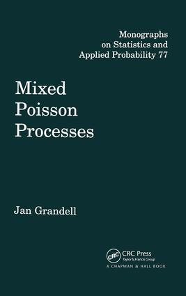 Mixed Poisson Processes: 1st Edition (Hardback) book cover