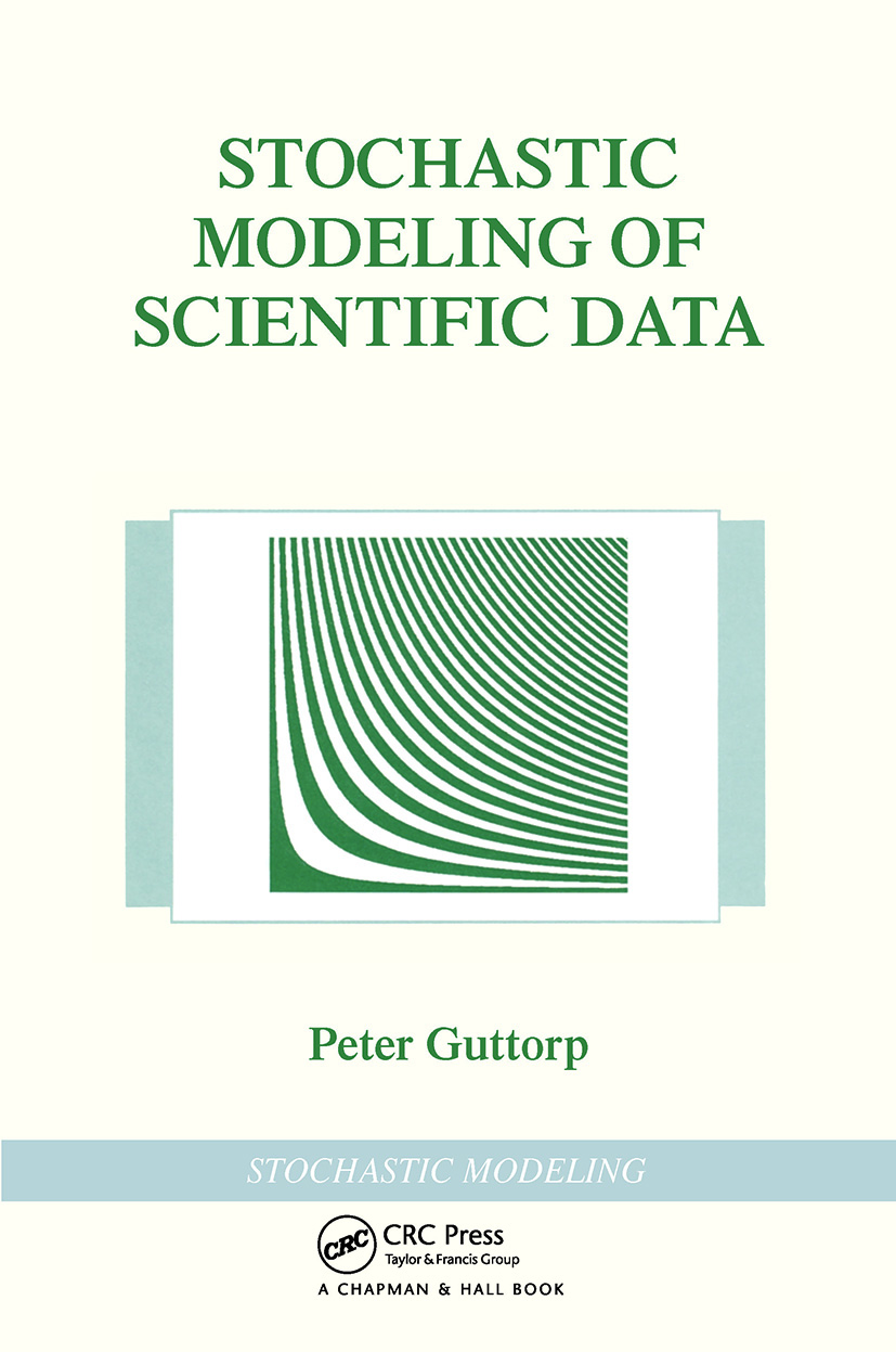 Stochastic Modeling of Scientific Data: 1st Edition (Hardback) book cover