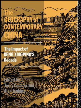 The Geography of Contemporary China
