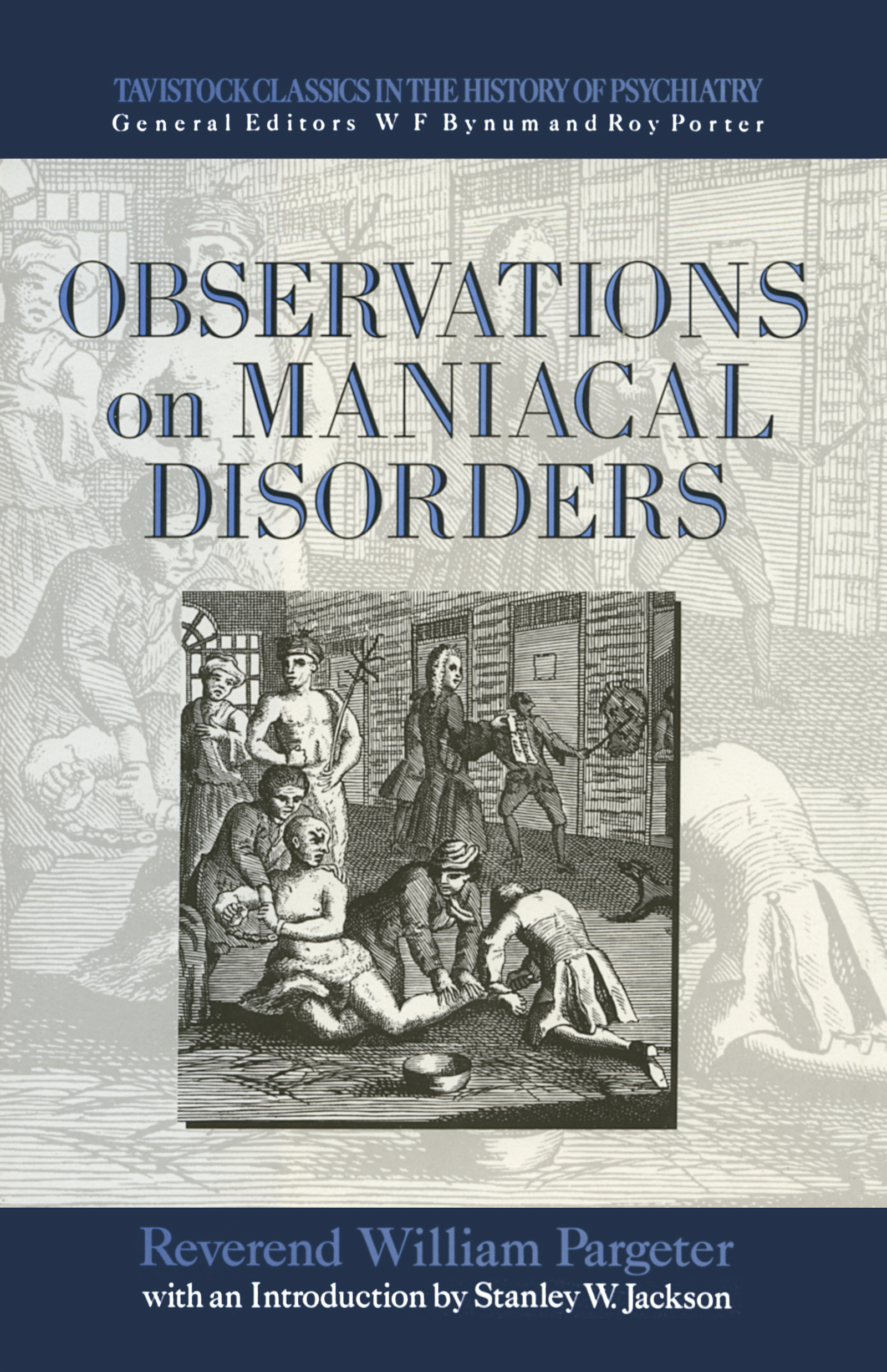 Observations on Maniacal Disorder: 1st Edition (Hardback) book cover