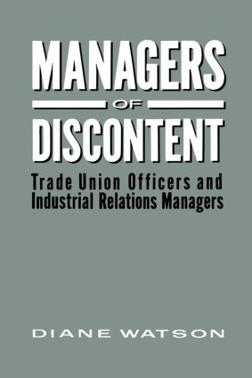 Managers of Discontent