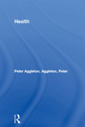 Health book cover