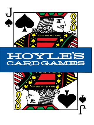 Hoyles Card Games: 1st Edition (Paperback) book cover