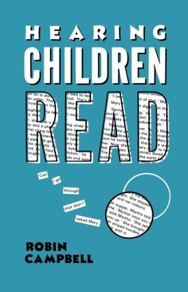 Hearing Children Read: 1st Edition (Paperback) book cover
