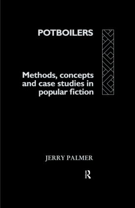 Potboilers: Methods, Concepts and Case Studies in Popular Fiction book cover