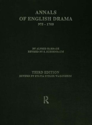 INDEX OF ENGLISH PLAYWRIGHTS