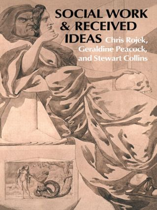 Social Work & Received Ideas (e-Book) book cover