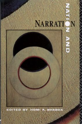 Nation and Narration (Paperback) book cover