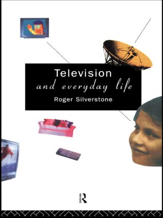 Television And Everyday Life (Paperback) book cover
