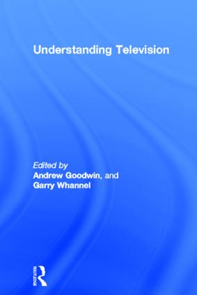 Understanding Television: 1st Edition (Paperback) book cover