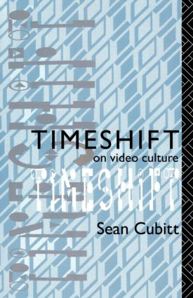 Timeshift: On Video Culture, 1st Edition (Paperback) book cover
