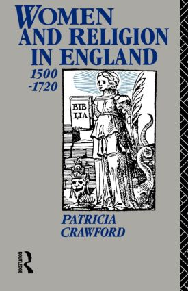 Women and Religion in England: 1500-1720 book cover