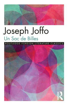 Un Sac de Billes book cover
