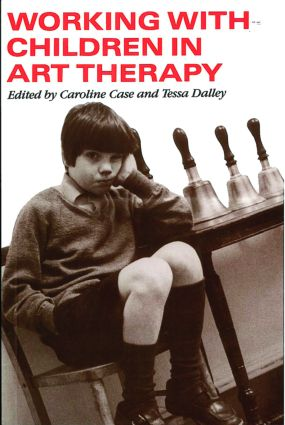 Working with Children in Art Therapy (Paperback) book cover