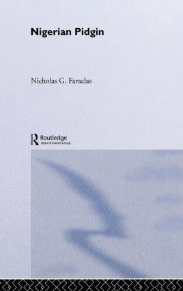 Nigerian Pidgin (Hardback) book cover