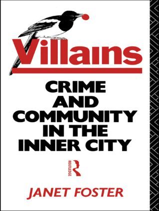 Villains - Foster: 1st Edition (Paperback) book cover