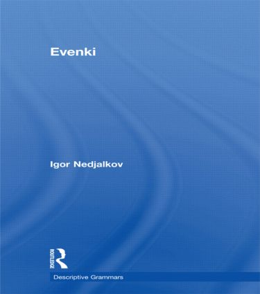 Evenki: 1st Edition (Hardback) book cover