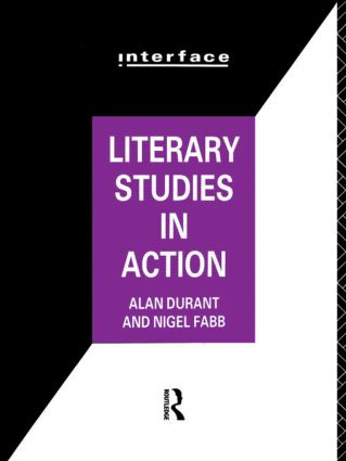 Literary Studies in Action (Paperback) book cover