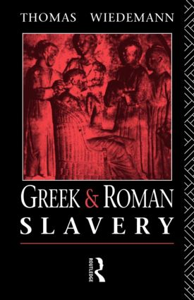 Greek and Roman Slavery book cover