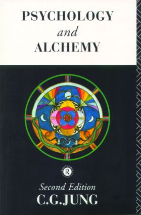 Psychology and Alchemy book cover