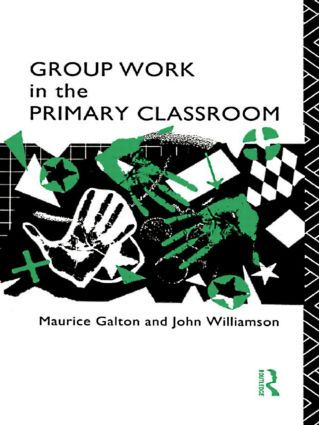 Group Work in the Primary Classroom (Paperback) book cover