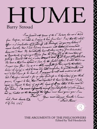 Hume-Arg Philosophers book cover