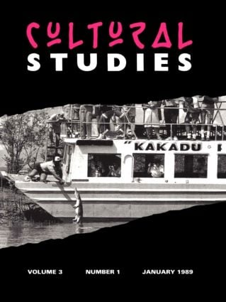 Cultural Studies: Volume 3, Issue 1, 1st Edition (Paperback) book cover