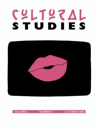 Cultural Studies: Volume 3 No. 3, 1st Edition (Paperback) book cover