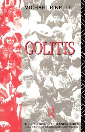 Colitis book cover