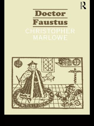 Doctor Faustus: 1st Edition (Paperback) book cover