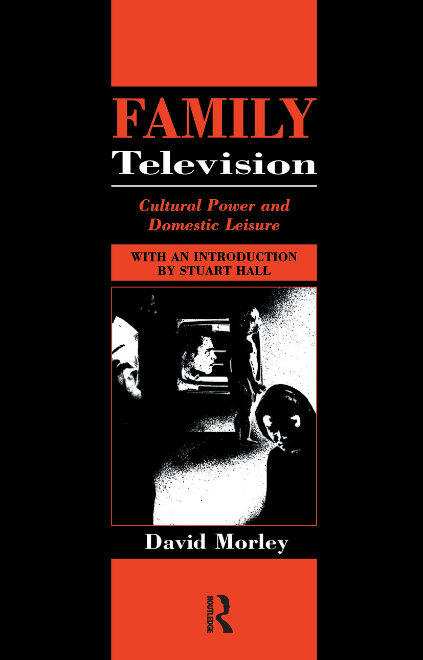 Family Television: Cultural Power and Domestic Leisure (Paperback) book cover
