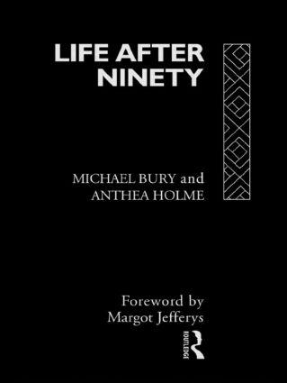 Life After Ninety (Hardback) book cover