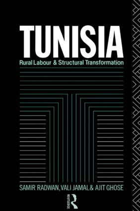 Tunisia: Rural Labour and Structural Transformation, 1st Edition (Hardback) book cover