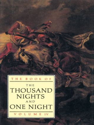 The Book of the Thousand and One Nights: 1st Edition (Paperback) book cover